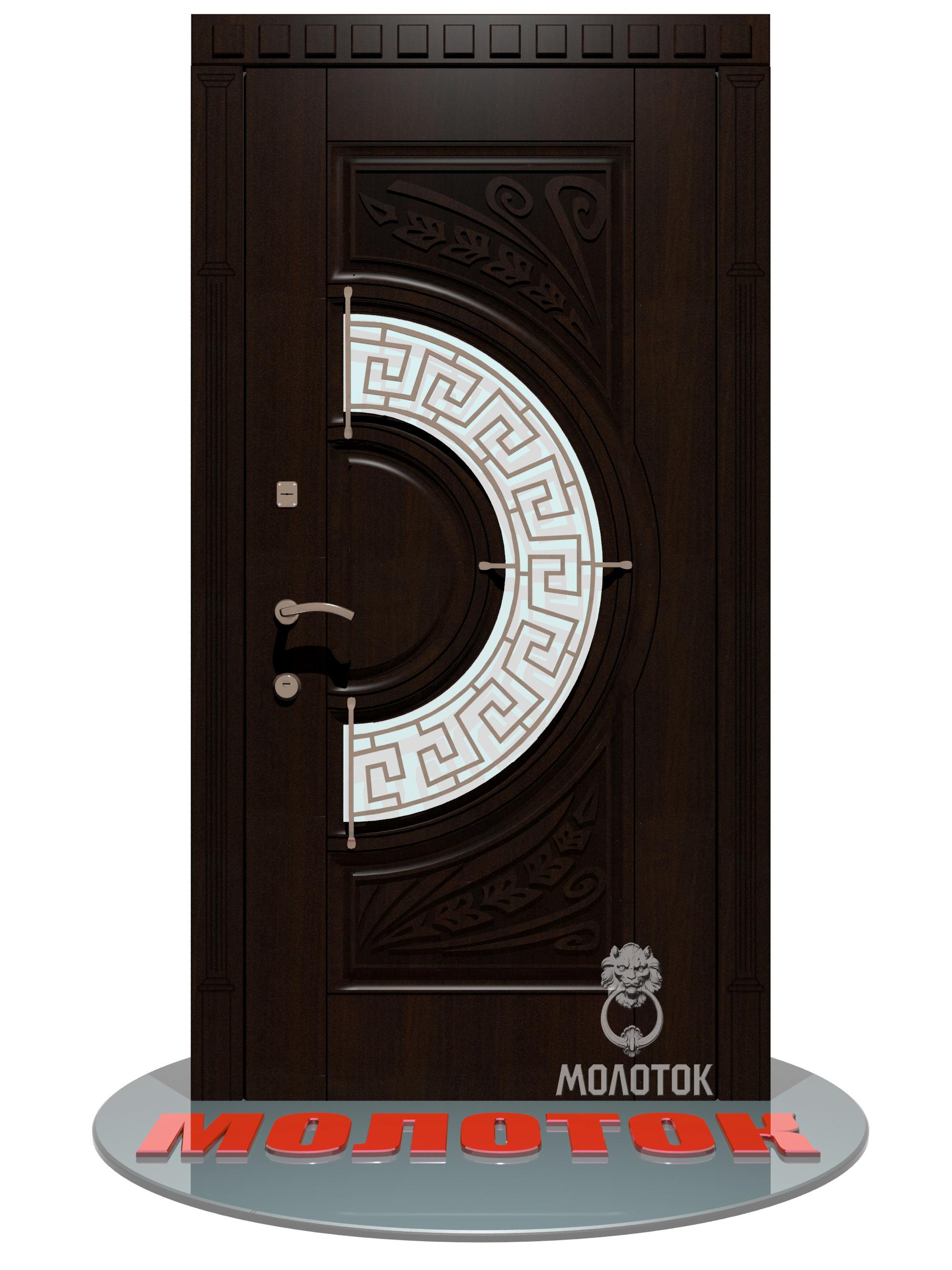 двери молотковые входные